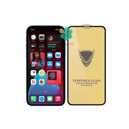 خرید گلس گوشی اپل آیفون iPhone 12 Pro مدل Golden Armor OG
