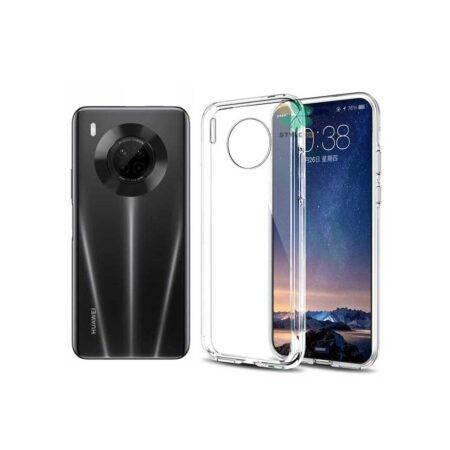 خرید قاب گوشی هواوی Huawei Y9a مدل ژله ای شفاف