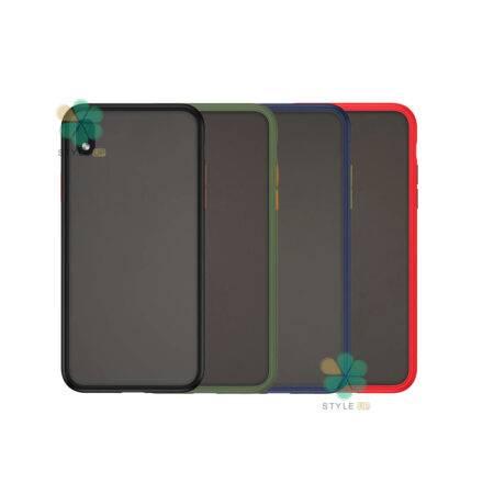 خرید کاور محافظ گوشی سامسونگ Galaxy A01 Core مدل پشت مات