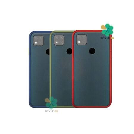 خرید کاور محافظ گوشی شیائومی Xiaomi Redmi 9C مدل پشت مات