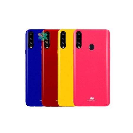 خرید قاب محافظ ژله ای گوشی سامسونگ Galaxy A20s مدل Jellyخرید قاب محافظ ژله ای گوشی سامسونگ Galaxy A20s مدل Jelly
