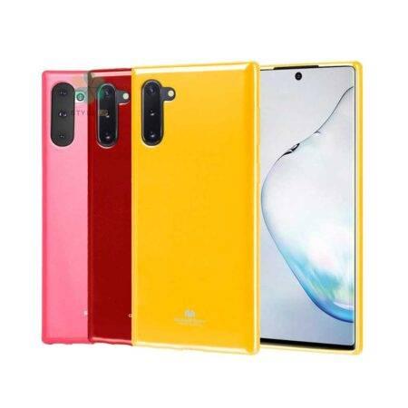 خرید قاب محافظ ژله ای گوشی سامسونگ Galaxy Note 10 مدل Jelly