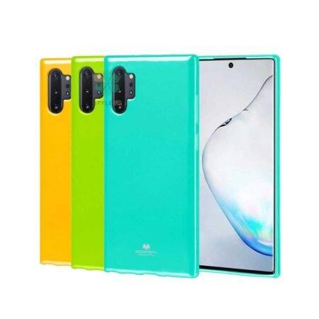 خرید قاب محافظ ژله ای گوشی سامسونگ Galaxy Note 10 Plus مدل Jelly