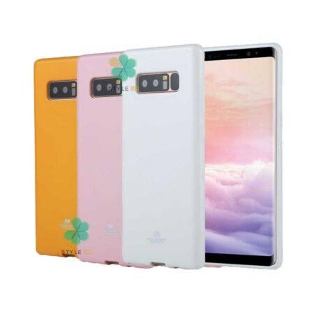 خرید قاب محافظ ژله ای گوشی سامسونگ Galaxy Note 8 مدل Jelly