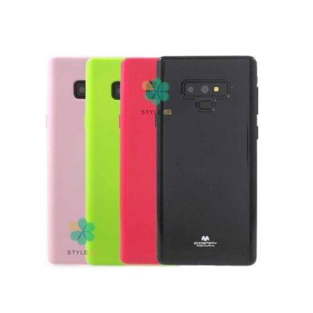 خرید قاب محافظ ژله ای گوشی سامسونگ Galaxy Note 9 مدل Jelly