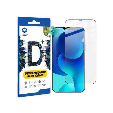 خرید گلس گوشی اپل آیفون Apple iPhone 12 Pro مدل LITO D+ Play Game