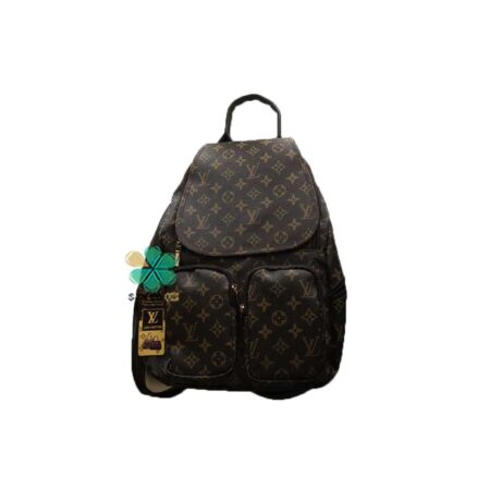 خرید کیف و کوله پشتی چرمی طرح لویی ویتون