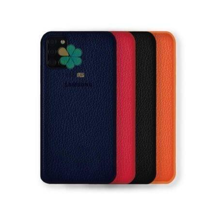 خرید قاب چرم اورجینال گوشی سامسونگ Samsung Galaxy A31