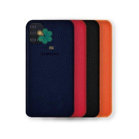 خرید قاب چرم اورجینال گوشی سامسونگ Samsung Galaxy A51