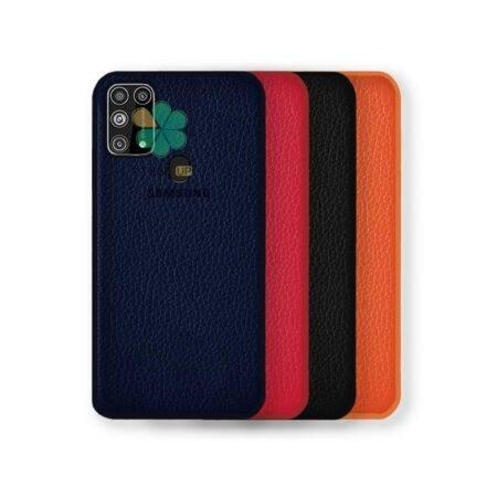 خرید قاب چرم اورجینال گوشی سامسونگ Samsung Galaxy M31
