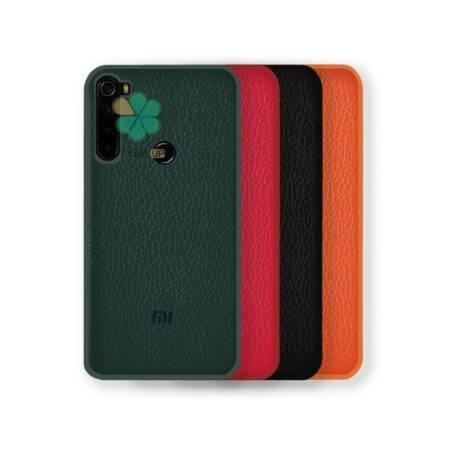 خرید قاب چرم اورجینال گوشی شیائومی Xiaomi Redmi Note 8