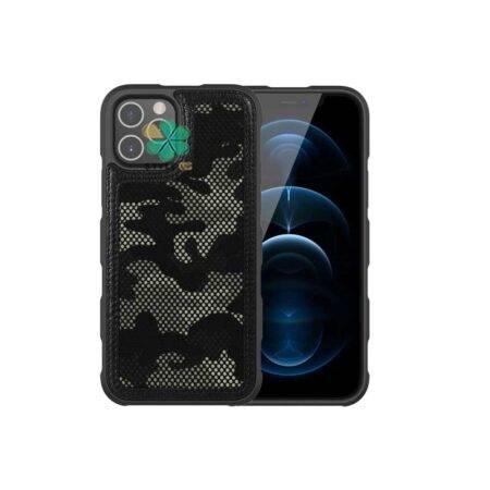 خرید قاب محافظ نیلکین گوشی آیفون Apple iPhone 12 Pro Max مدل Camo