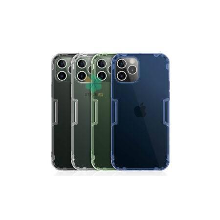 خرید قاب ژله ای نیلکین گوشی آیفون iPhone 12 Pro Max مدل Nature TPU
