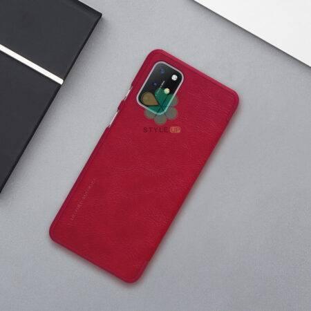 عکس کیف چرمی نیلکین گوشی وان پلاس OnePlus 8T مدل Qin