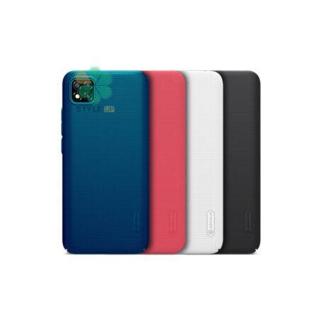 خرید قاب نیلکین گوشی شیائومی Xiaomi Poco C3 مدل Frosted