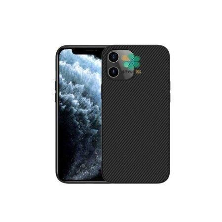 خرید قاب نیلکین گوشی آیفون Apple iPhone 12 مدل Synthetic Fiber
