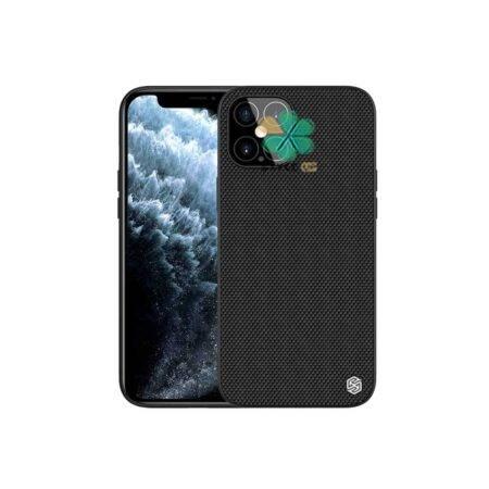 خرید قاب نیلکین گوشی آیفون iPhone 12 Pro Max مدل Textured Nylon