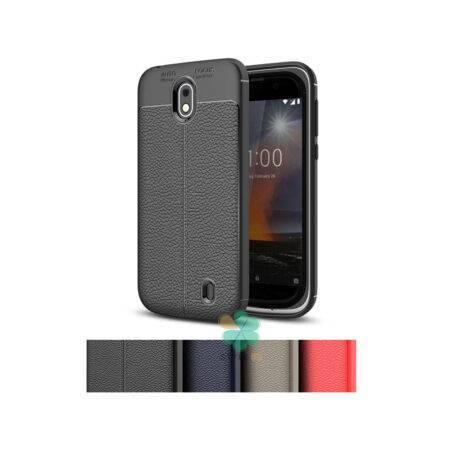 خرید کاور ژله ای گوشی نوکیا Nokia 1 Plus مدل اتوفوکوس