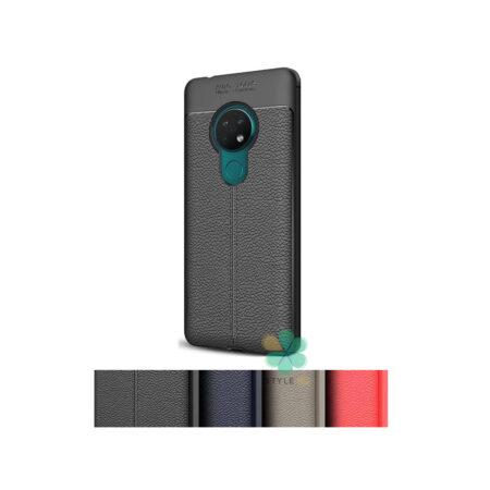 خرید کاور ژله ای گوشی نوکیا 6.2 Nokia مدل اتوفوکوس
