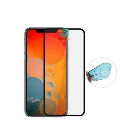 خرید محافظ صفحه گلس گوشی آیفون iPhone 12 Pro مدل Polymer nano