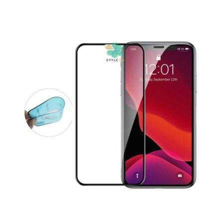 خرید محافظ صفحه گلس گوشی آیفون iPhone 12 Pro Max مدل Polymer nano
