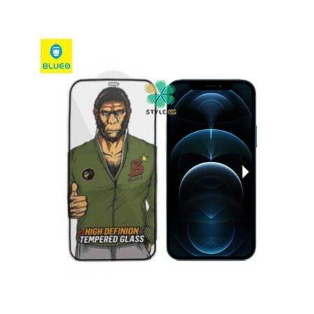 خرید محافظ صفحه گلس گوشی ایفون Apple iPhone 12 مدل BLUEO