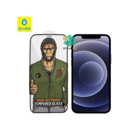 خرید محافظ صفحه گلس گوشی آیفون Apple iPhone 12 Pro مدل BLUEO
