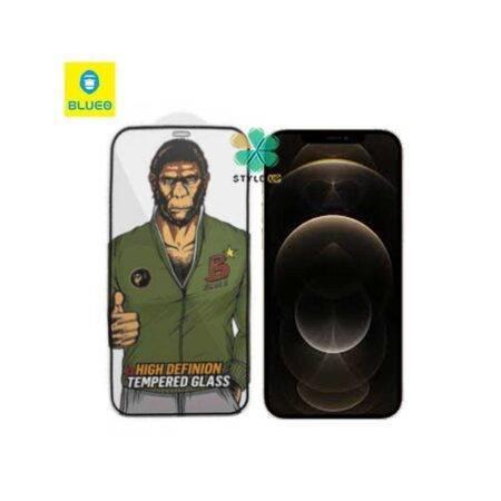 خرید محافظ صفحه گلس گوشی آیفون iPhone 12 Pro Max مدل BLUEO