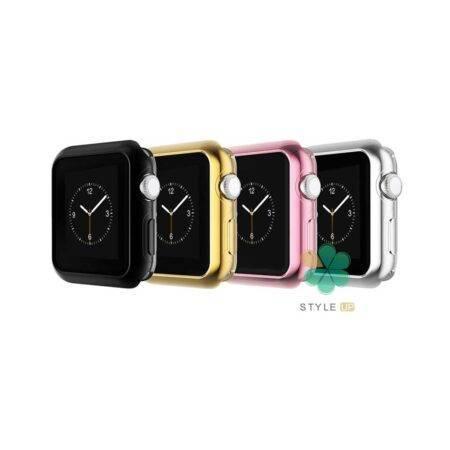 خرید کاور محافظ ساعت اپل Apple Watch 38mm مدل ژله ای
