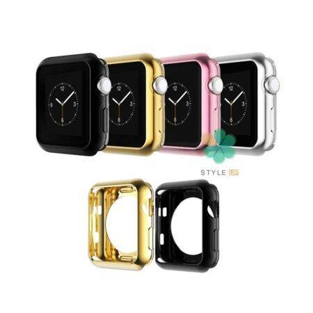 خرید کاور محافظ ساعت اپل Apple Watch 44mm مدل ژله ای