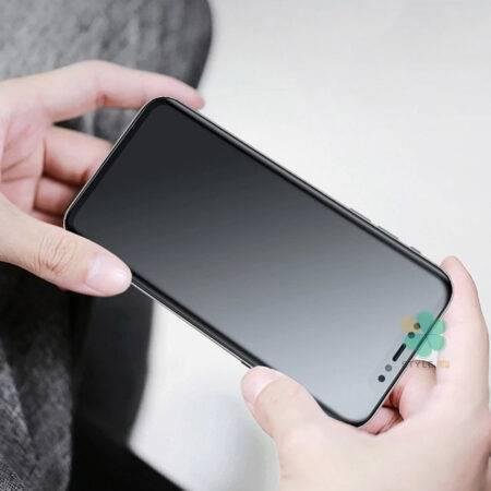 عکس گلس سرامیکی مات گوشی اپل iPhone 11 Pro Max برند Mietubl