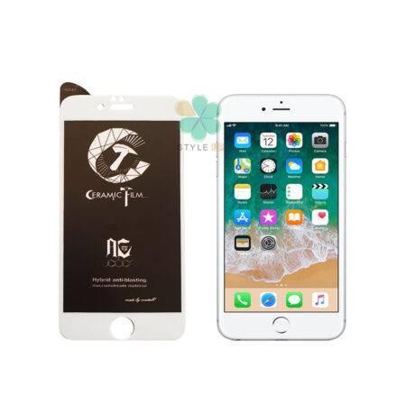 خرید گلس سرامیکی مات گوشی اپل iPhone 7 Plus / 8 Plus برند Mietubl