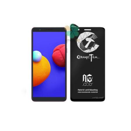 خرید گلس سرامیکی مات گوشی سامسونگ Galaxy A01 Core برند Mietubl
