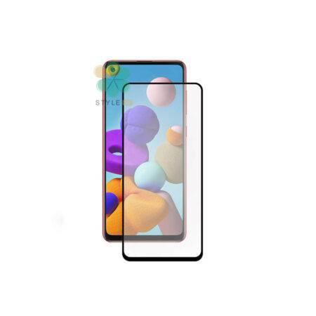 خرید گلس سرامیکی مات گوشی سامسونگ Galaxy A21s برند Mietubl