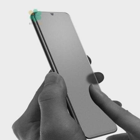 عکس گلس سرامیکی مات گوشی سامسونگ Galaxy A50 برند Mietubl