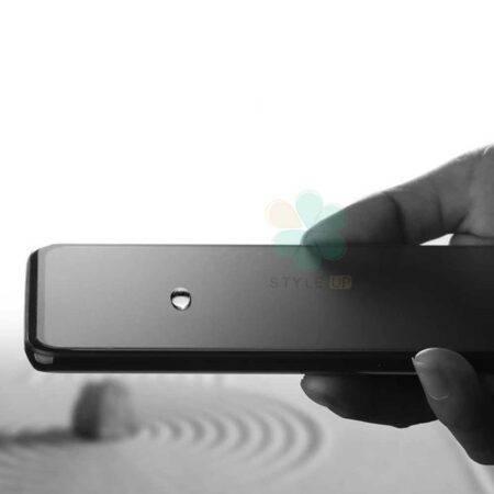 عکس گلس سرامیکی مات گوشی سامسونگ Galaxy A8 Plus 2018 برند Mietubl