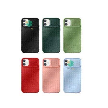 خرید قاب گوشی اپل آیفون Apple iPhone 11 مدل کمشیلد سیلیکونی