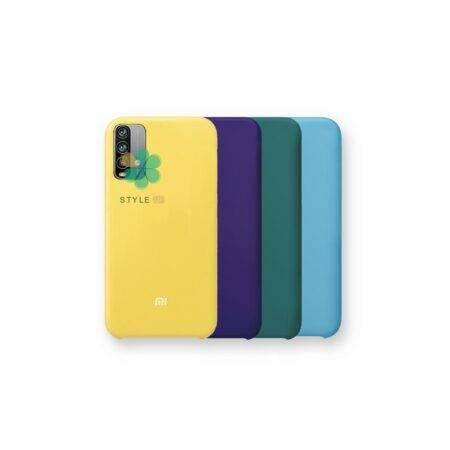 خرید قاب گوشی شیائومی Xiaomi Redmi Note 9 4G مدل سیلیکونی