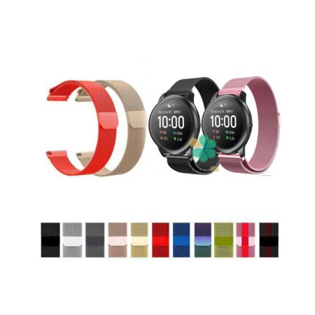خرید بند استیل ساعت شیائومی Xiaomi Haylou Solar LS05 مدل New Milanese