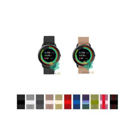 خرید بند استیل ساعت شیائومی Xiaomi IMILAB KW66 مدل New Milanese