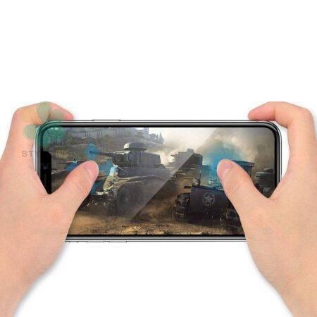 خرید گلس گوشی ایفون Apple iPhone 12 Pro تمام صفحه Super D
