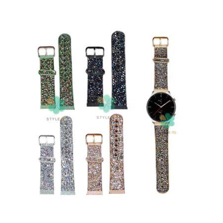 خرید بند اکلیلی ساعت شیائومی Xiaomi Amazfit GTR 2 طرح سواروسکی