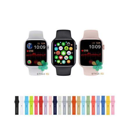 خرید بند سیلیکونی ساعت هوشمند مدل W26