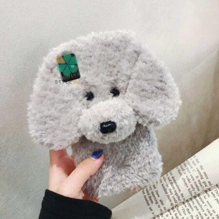 خرید قاب عروسکی گوشی سامسونگ Samsung Galaxy A71 مدل پشمالو