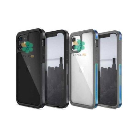 خرید قاب ضدضربه گوشی آیفون iPhone 12 Mini مدل X-Doria Live