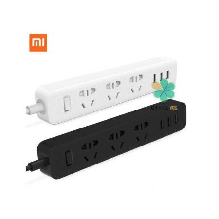 خرید سه راهی برق شیائومی مدل Xiaomi 3 Port 3 USB