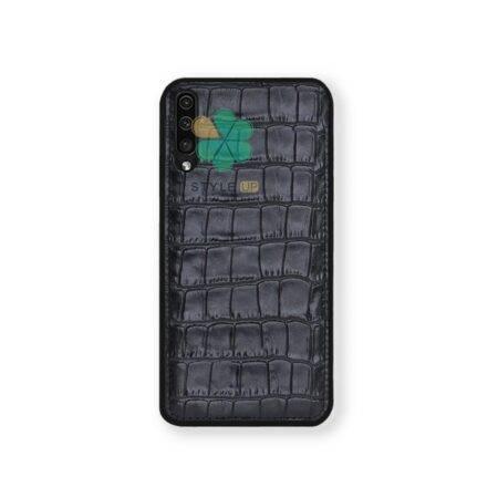 خرید قاب چرمی گوشی سامسونگ Samsung Galaxy A50 طرح Crocodile Skin