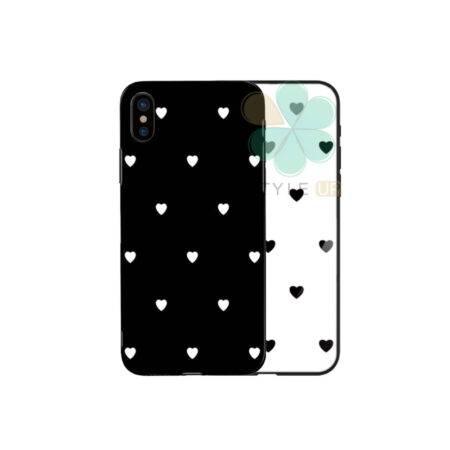 خرید قاب فانتزی گوشی اپل آیفون Apple iPhone X / XS طرح Heart