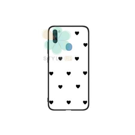 خرید قاب فانتزی گوشی سامسونگ Samsung Galaxy A11 طرح Heart