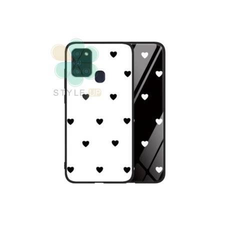 خرید قاب فانتزی گوشی سامسونگ Samsung Galaxy A21s طرح Heart